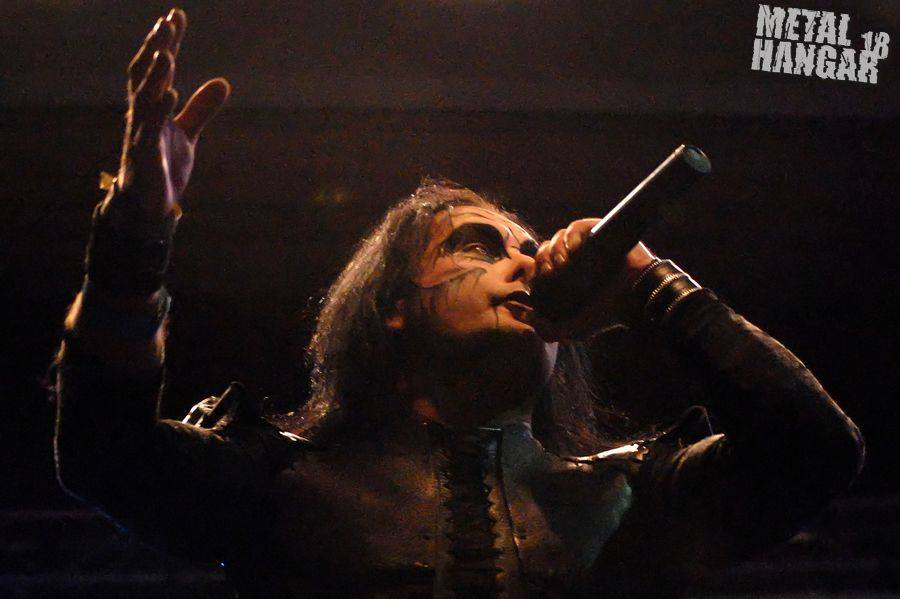 Dani Filth (CoF@Universiada Hall, 2013)