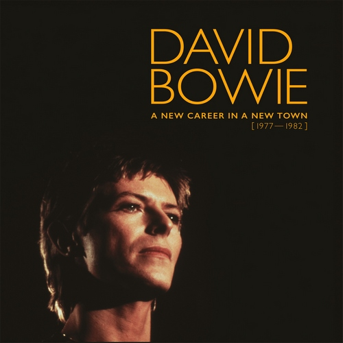 David Bowie Front Cover