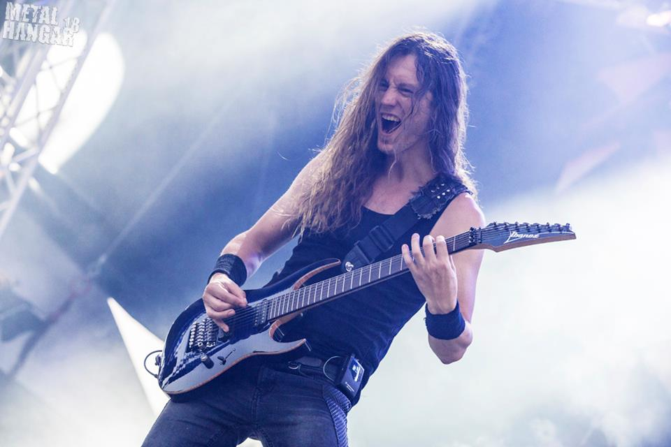 Mark Jansen (EPICA) @ Hills of Rock 2017