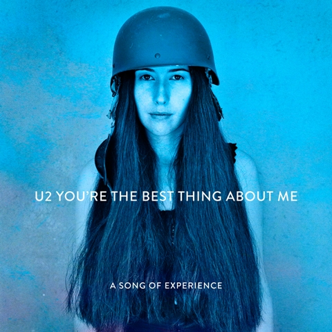 U2 You're The Best Thing About Me single cover-small