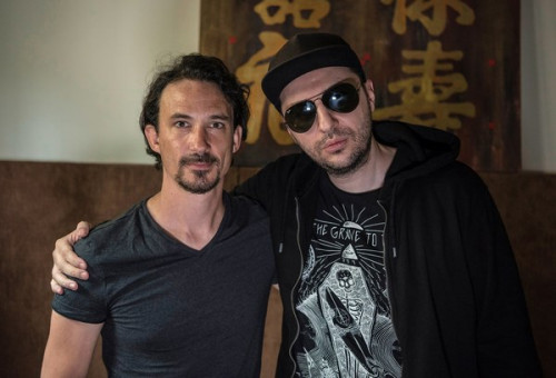 Vasko & Joe Duplantier_Gojira