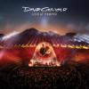 david gilmour Live At Pompeii - Artwork