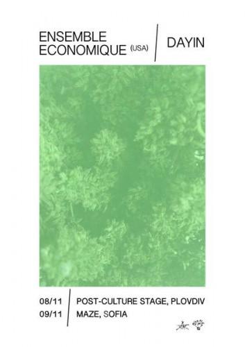 Ensemble Economique EE poster