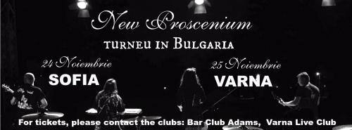New Proscenium live