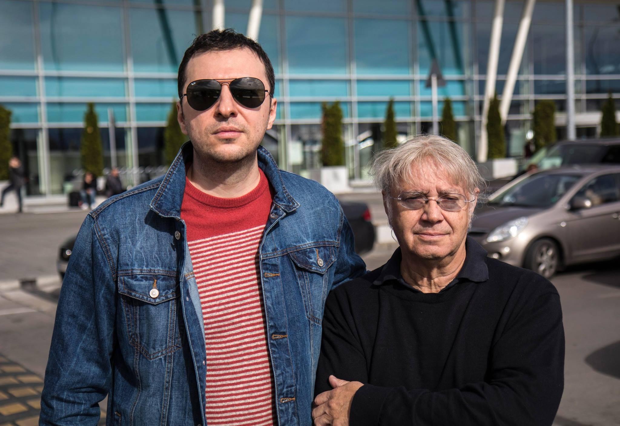 Vasko & Ian Paice_Deep Purple