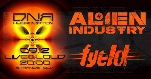 alien industry- fyeld