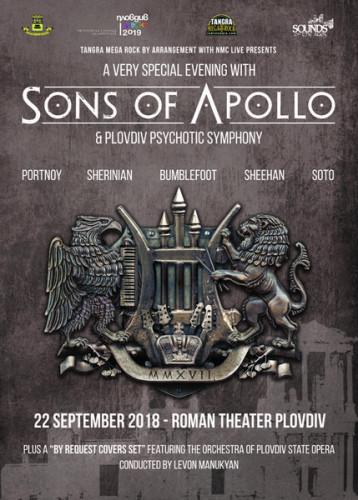sons of apollo plovdiv