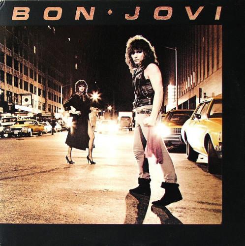 BON JOVI - Bon Jovi - 1984