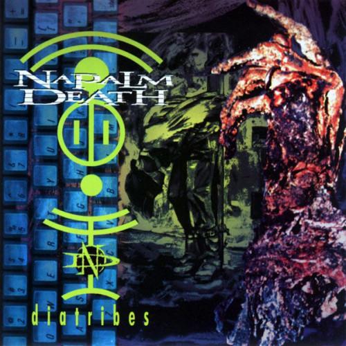 napalm death diatribes 1996