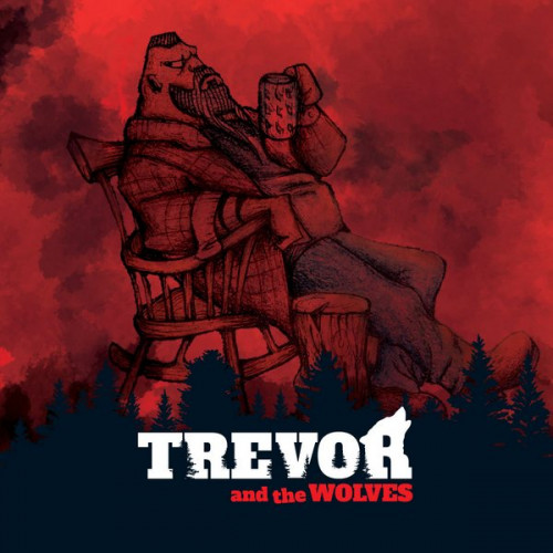 Trevor and the Wolves cover-lowres