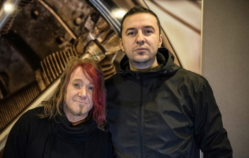 Vasko & Kai Hansen_Helloween