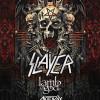 slayer tour 2018