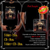 DARK INCOGNITO t-shirt & cd