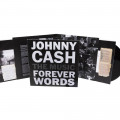 Johnny Cash Forever Words - 2LP Product Shot