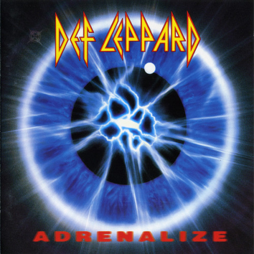 DEF LEPPARD - Adrenalize