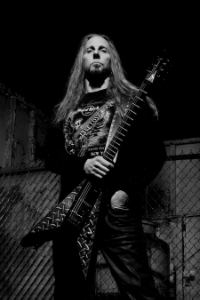Eric Meyer - guitars (DARK ANGEL)