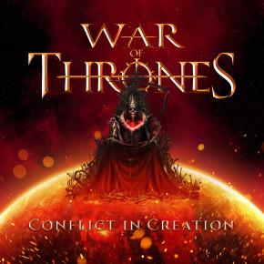 WarofThronesdebutalbum2018