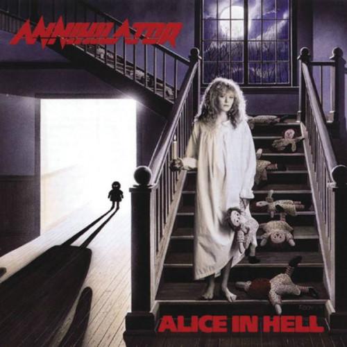 ANNIHILATOR - Alice in Hell - 1989
