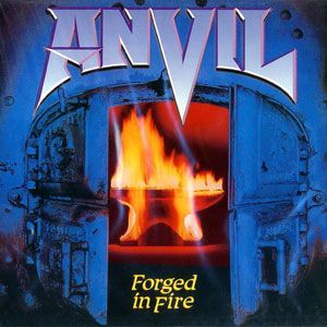 ANVIL - Forged in Fire - 1983