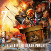 FIVE FINGER DEATH PUNCH standart 2018