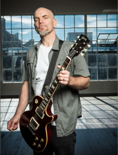Jon Hudson - guitars (FAITH NO MORE