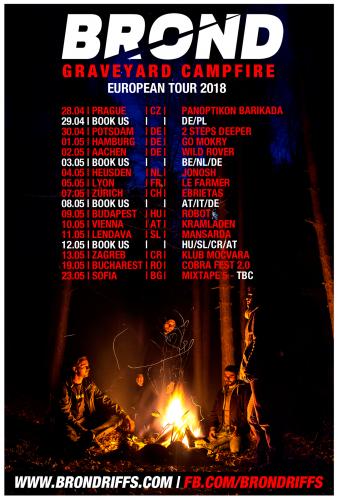 brond tour 2018