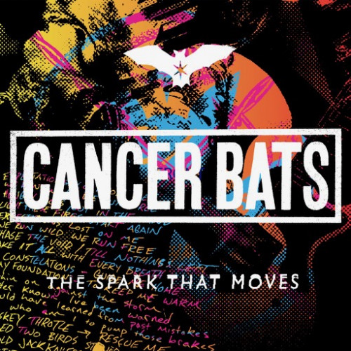 cancer bats cover 2018