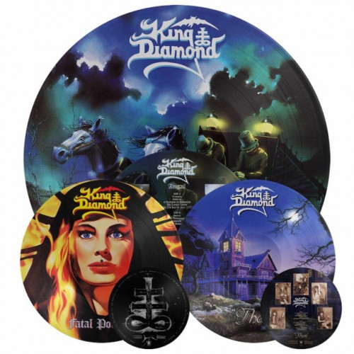 king diamond reissue