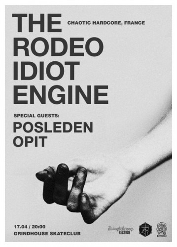 rodeo idiot 17-04 full poster