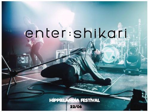 enter shikari hipppielandia 2018