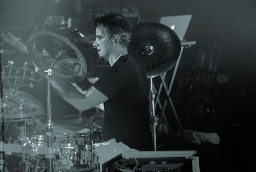 Gavin Harrison - drums (OSI, PORCUPINE TREE,