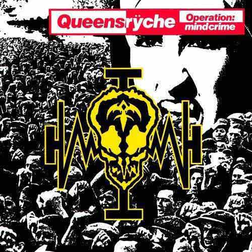 QUEENSRYCHE - Operation: Mindcrime - 1988