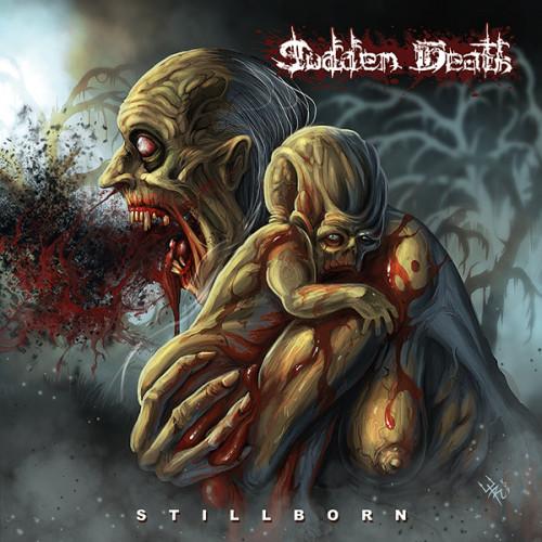SUDDEN DEATH -STILLBORN Cover