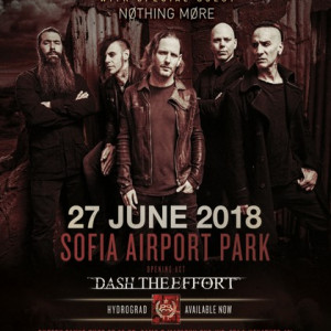 Stone Sour+NM poster
