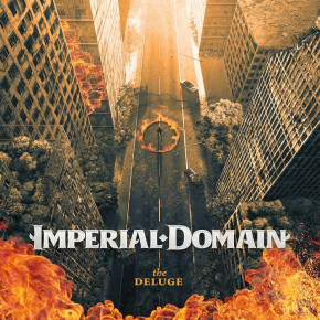 Imperial Domain - The Deluge cover 2018