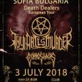 TAIM live in Sofia 03.07