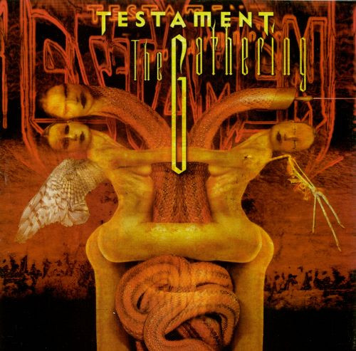 TESTAMENT - The Gathering - 1999