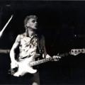 Wayne Tyas - bass (THE EXPLOITED