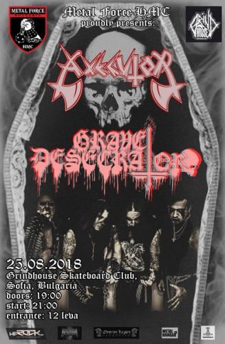 Grave Desecrator_poster2018