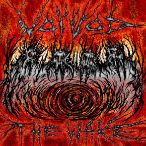 voivod - the wake 2018