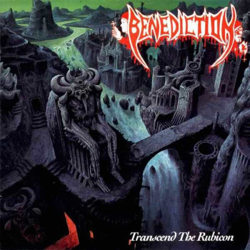 BENEDICTION - Transcend the Rubicon - 1993