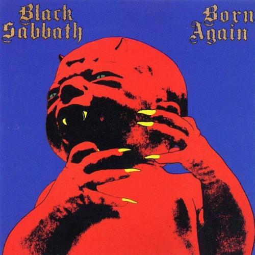BLACK SABBATH - Born Again - 1983