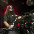 Gene Hoglan photographed on 10/23/12 at SIR in Hollywood.