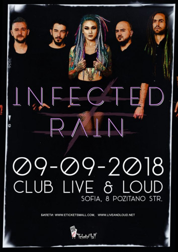Infected R-SOFIA-2018