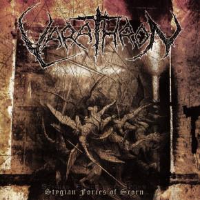 VARATHRON – Stygian Forces of Scorn