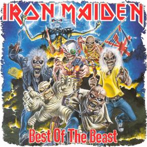 IRON MAIDEN – Best of the Beast