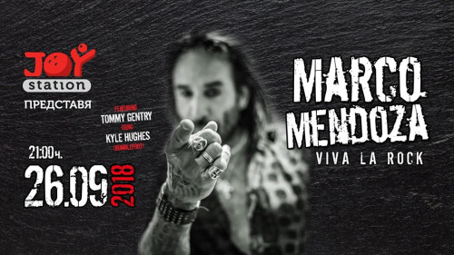 Marco Mendoza Joy