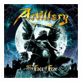 artillery - the face cover