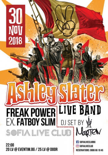 FATBOY SLIM ASHLEYSLATER_2018_SLC