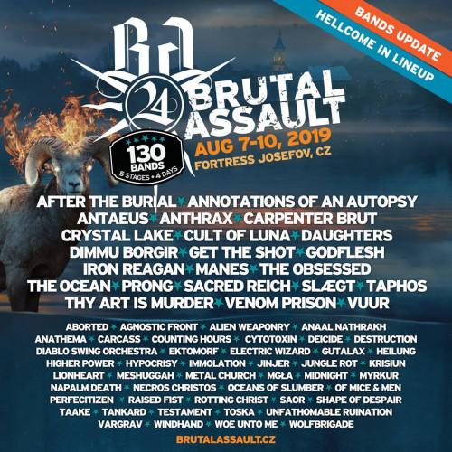 BA2019 Brutal Assault2019